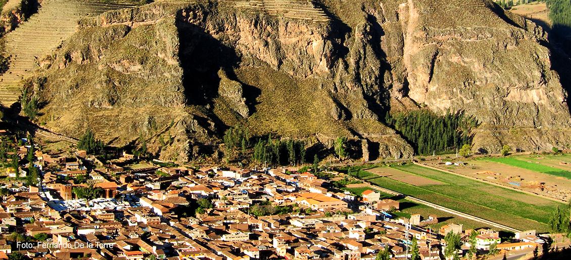 Pisac en el Valle Sagrado