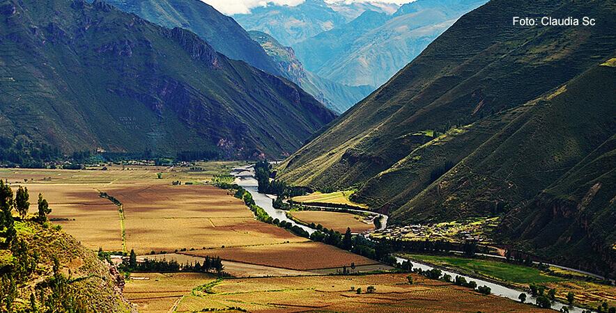 El Valle Sagrado de los incas pertenece a la provincia de Urubamba, antes conocido como Valle del Vilcanota