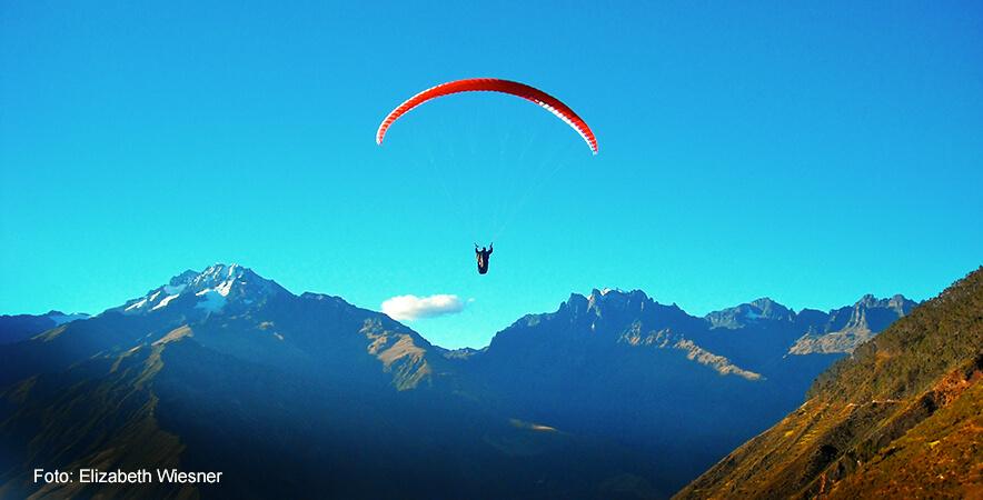 Vuele por los aires del Valle Sagrado de los Incas