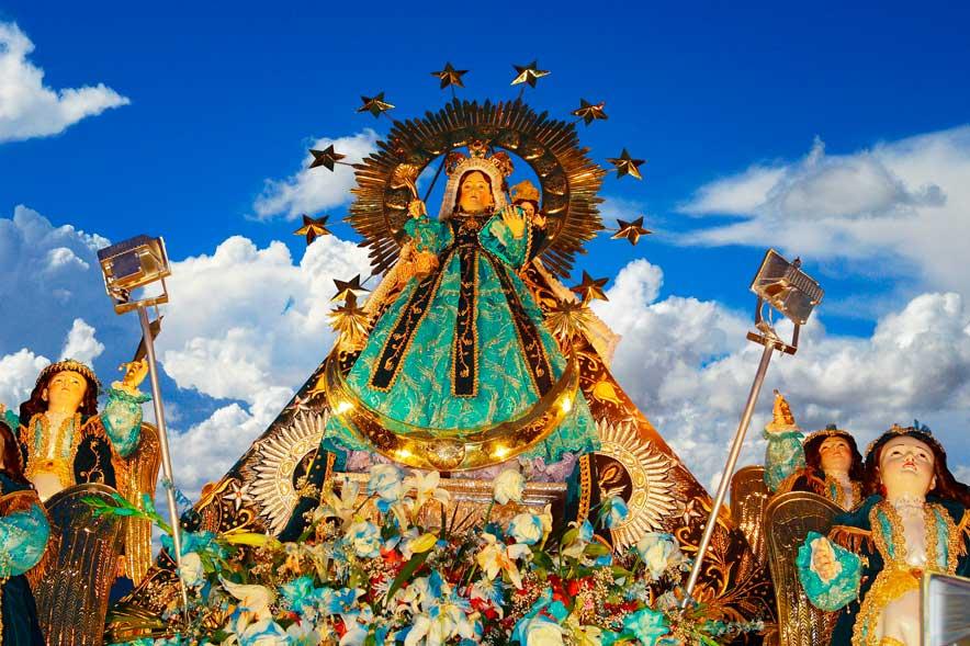 Fiesta de la Virgen Inmaculada Concepción | PeruRail